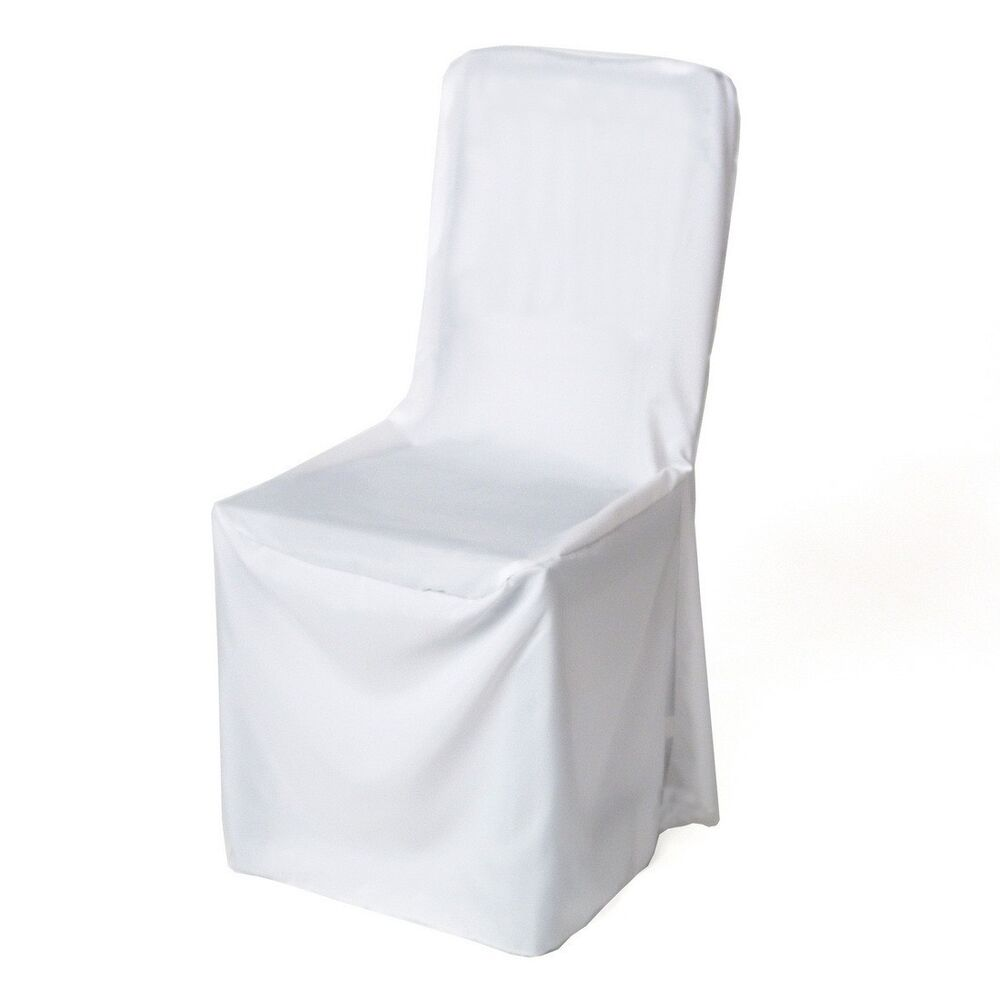 Square Top Banquet Chair Cover  eBay