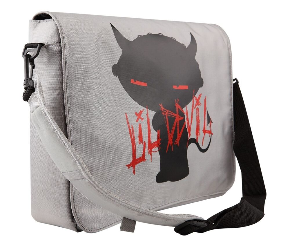Official Family Guy  Grey LAPTOP BAG Stewie Griffin LIL DEVIL Lap Top 156   eBay