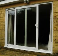 uPVC Patio Doors - White - Sliding Door - Made to Measure ...