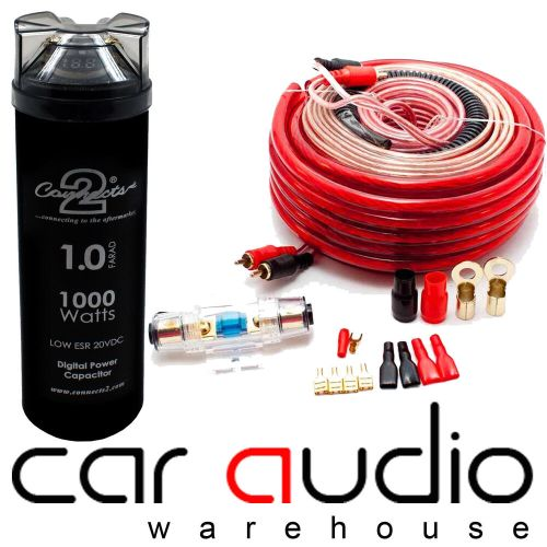small resolution of isis power system automotive wiring systems hot rod network bullz audio spak4bl 4 gauge car audio amplifier amp wiring kit ebay