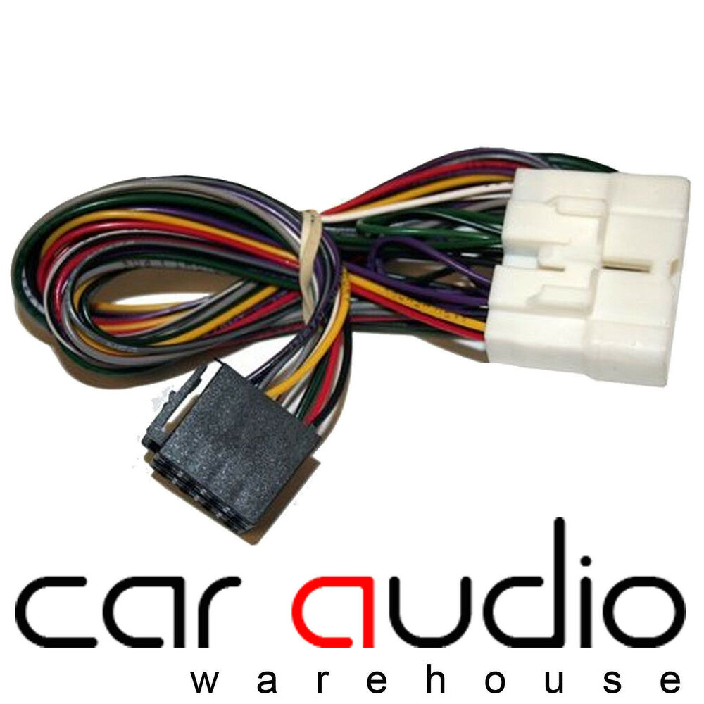hight resolution of details about autoleads pc2 105 4 lexus is200 is300 amplifier bypass wiring harness adaptor