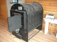 Indoor Wood Furnace Boiler Royall Model 6150 | eBay