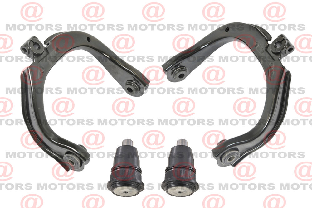 98 chevy upper control arms loncin 125 wiring diagram 2005 gmc envoy front with bushings ball joints rh & lh | ebay