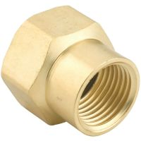 Gilmour 5FP7FH 1/2-Inch Brass Double Female Hose Connector ...
