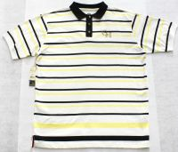 NWT AUTHENTIC MEN'S CROWN HOLDER POLO SHIRTS