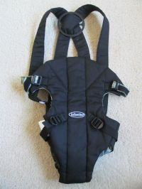 NEW WITHOUT BOX INFANTINO BLACK COZY RIDER BABY CARRIER ...