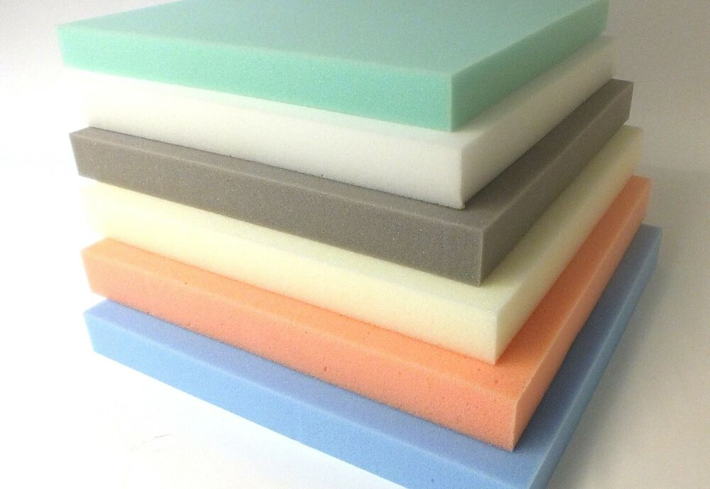 Dining chair seat pads  Upholstery foam cushions Top