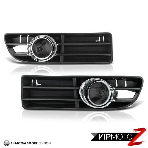 small resolution of details about volkswagen jetta 99 05 1 8t turbo smoke l r fog light bumper lamps wiring switch