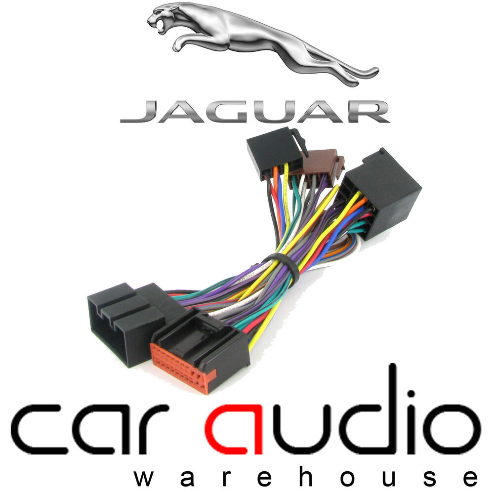 medium resolution of details about connects2 ct10jg01 jaguar x type 02 on bluetooth parrot sot t harness iso lead