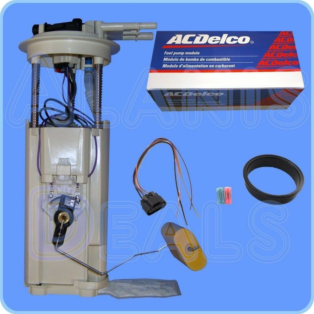 hight resolution of acdelco fuel pump module assembly fits 98 04 blazer jimmy bravada 4dr model ebay