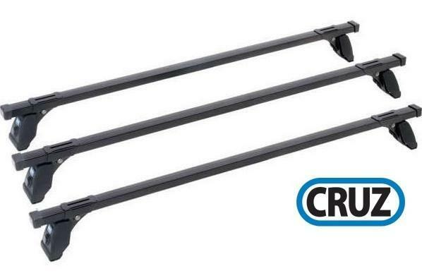 Cruz Commercial Heavy Duty Roof Bars x3 Citroen Berlingo