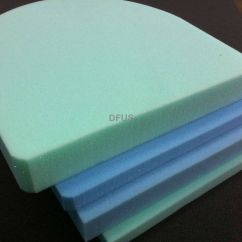 Kitchen Chair Seat Replacement Quartz Counters Dining Pads * Upholstery Foam Cushions. Firm ...