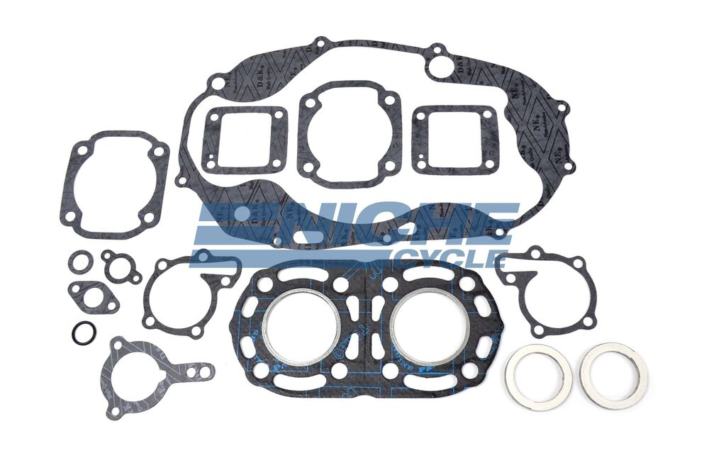 Yamaha RD250 LC Top Bottom End Complete Engine Gasket Set