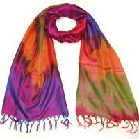 Women's Silk Scarf - Ladies Pure Silk Scarves - Silk ...