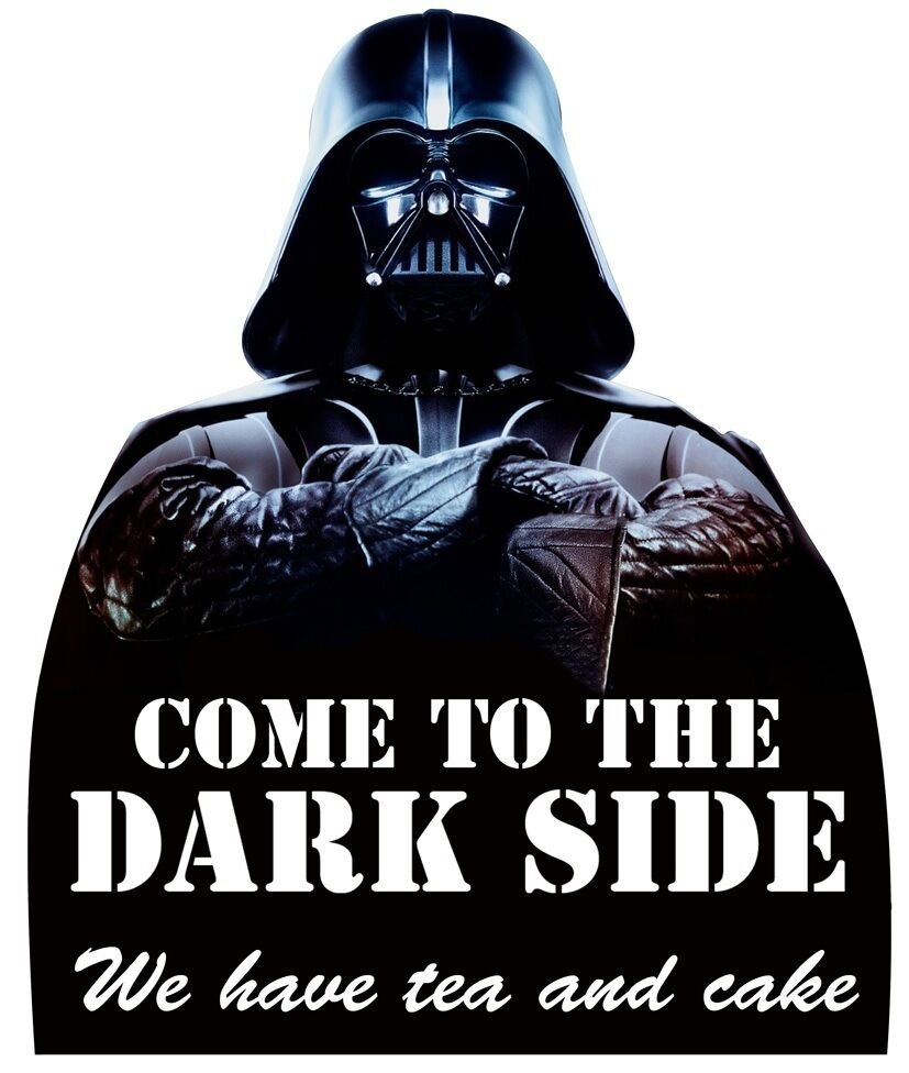 Men's T-Shirt, Star Wars Darth Vader Funny Quote We Have ...