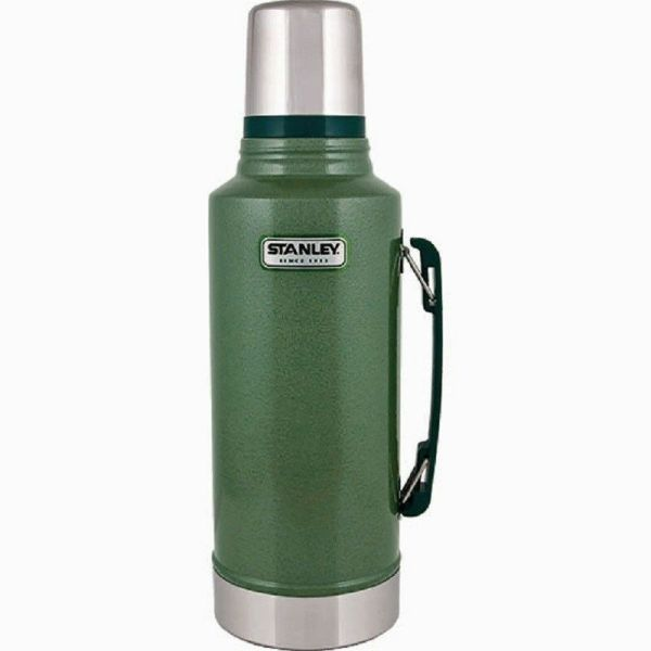 Stanley 2-quart Green Stainless Steel Thermos Vacuum