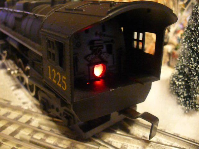 LED Firebox Glow Circuit For The Lionel Polar Express