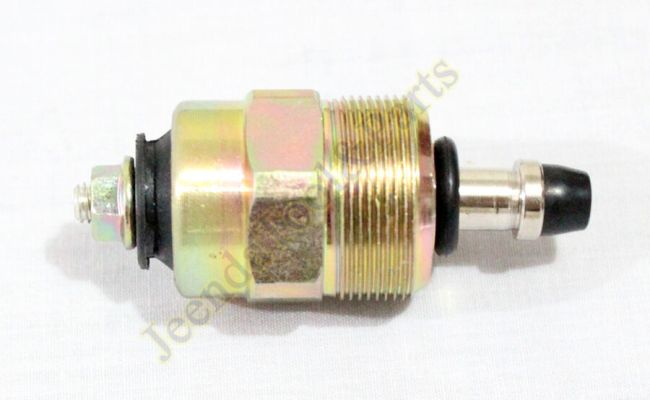 Fuel Cutoff Solenoid Switch 26439013 For Perkins With