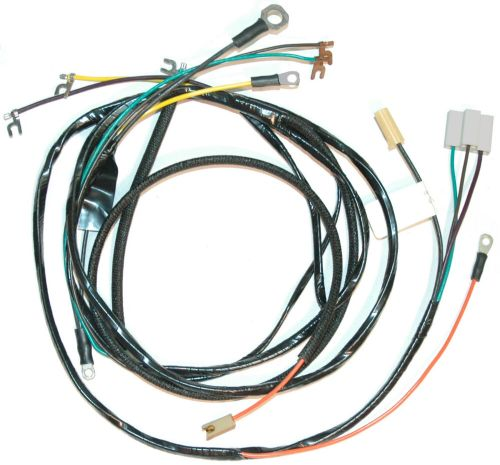 small resolution of 1956 corvette engine wiring harness new reproduction auto