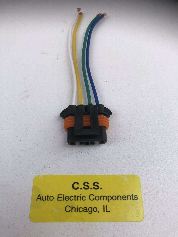 Alternator Wiring Diagrams And Information Brianesser Com Car Pictures