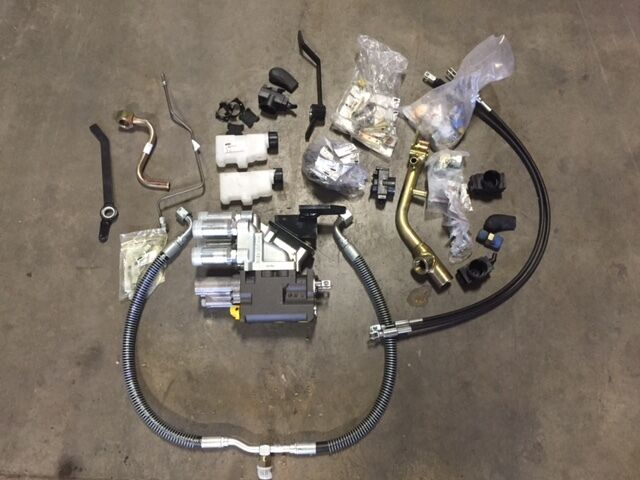 Ford Tractor Single Auxiliary Hydraulic Remote Valve Kit New