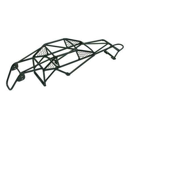 Integy Black Steel Roll Cage 1/10 Traxxas Stampede