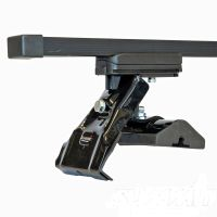 Roof bars rack for 5 door Toyota corolla verso year 2004 ...