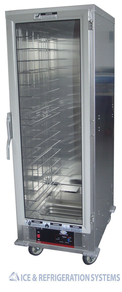 COZOC 18 PAN COMMERCIAL FULL SIZE PROOFER CABINET NON