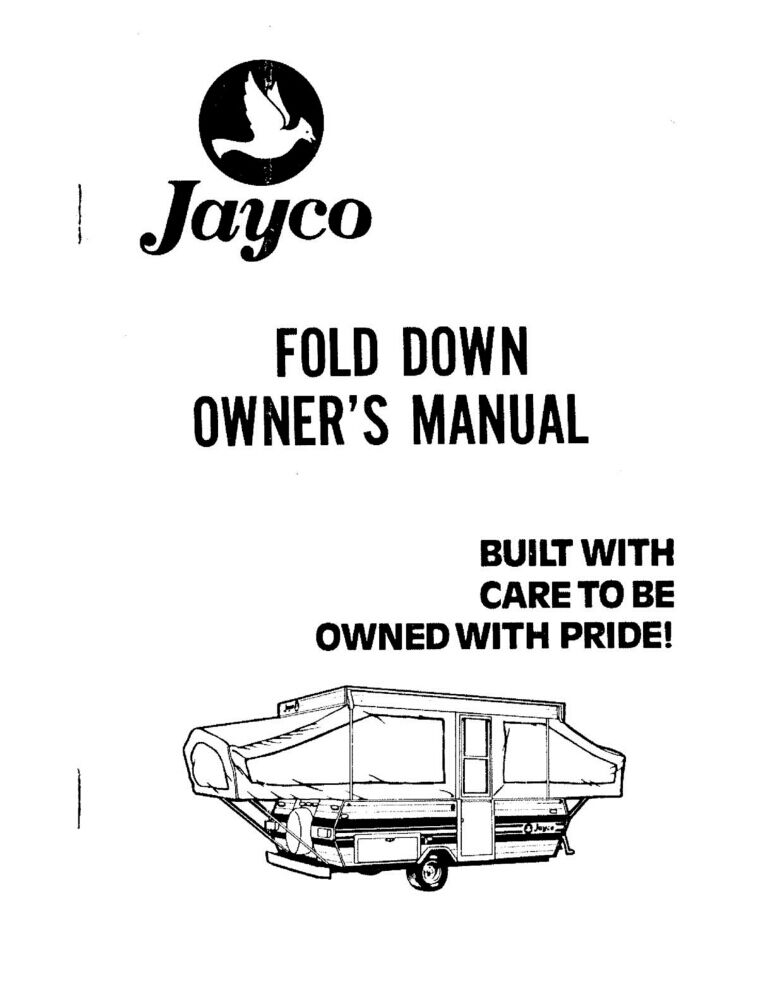 1984 Jayco Jay Cardinal King Thrush Dove Finch Popup