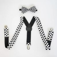 Black Suspender and Bow Tie Set for Baby Toddler Kids Boys ...