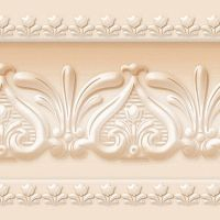Victorian Architectural Wall Border | Free Wallpaper
