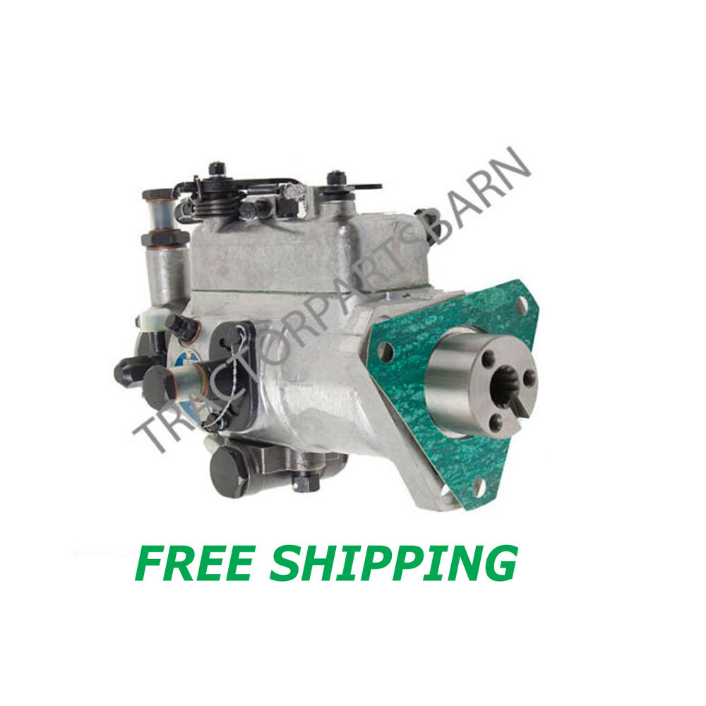 4600 Ford Tractor Wiring Diagram Ford Tractor New Cav Fuel Injection Pump 4000 4500 4600
