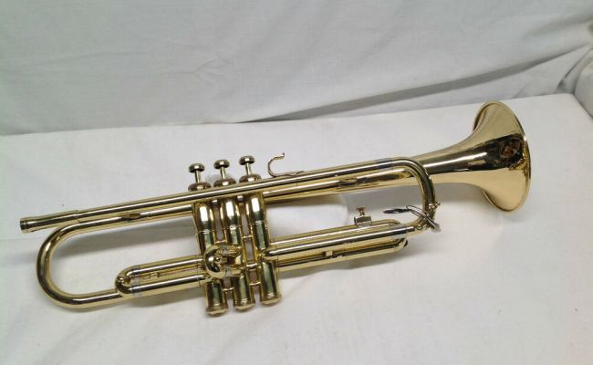 Los Angeles Olds Special Trumpet Completely Restored With