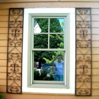 New Orleans Wrought Iron Exterior Window Shutters - Metal ...