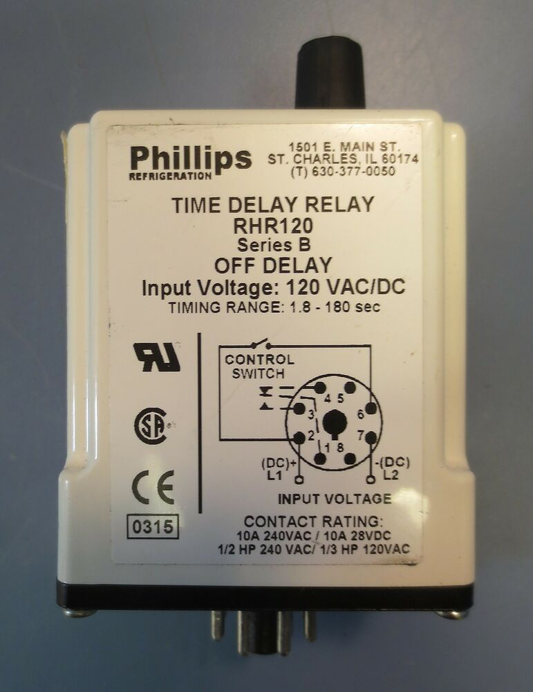 On Off Delay Relay