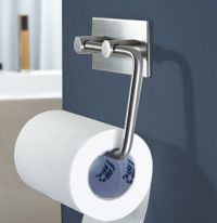 Bathroom Tissue Holder/Toilet Paper Holder 3M Self ...