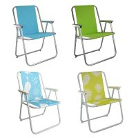 GARDEN PATIO FOLDING CHAIR DECK PICNIC CAMPING BEACH BBQ