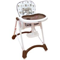 BABY Foldable Reclining HIGH CHAIR Adjustable SAFE ...