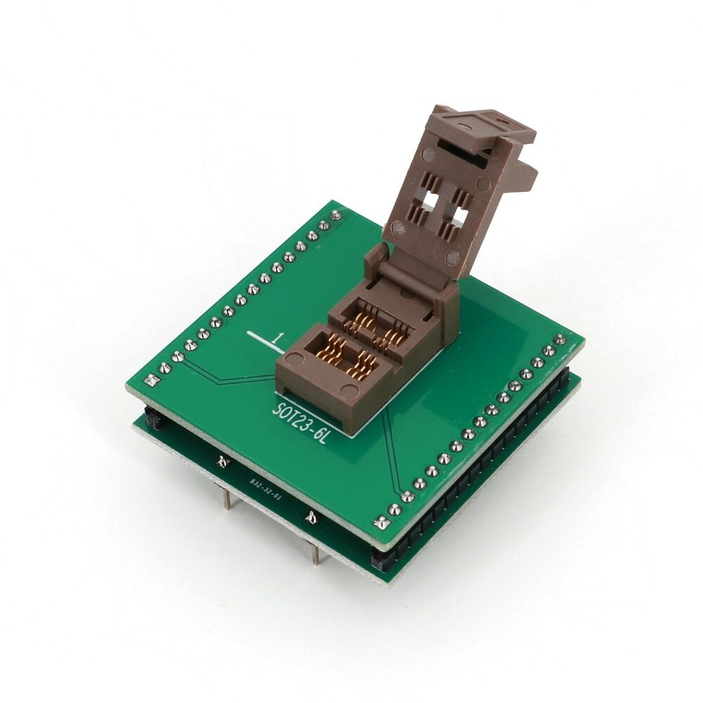SOT236L SOT23 To DIP IC Programmer Adapter Chip Test