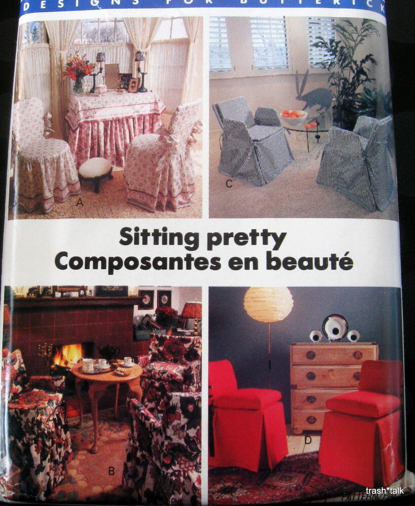 sofa slipcover patterns free l shaped reclining leather home decor sewing pattern chair covers slipcovers garden ...