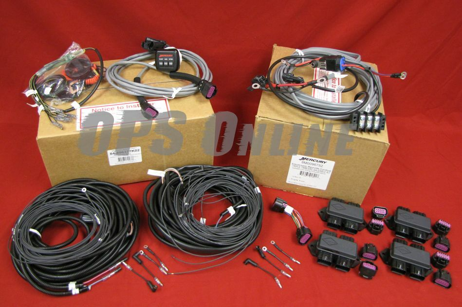Home Electrical Items Trolling Motor Rigging Kit