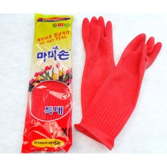 Kitchen Gloves Under Cabinet Shelving Latex Rubber Korea Mamison Long Dish Washing Details About Protect Hand