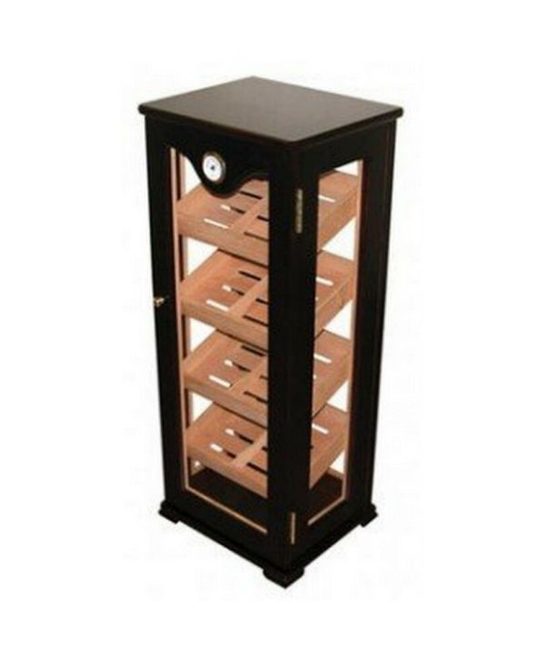 Quality Importers - Huge Glass Cigar Display Cabinet