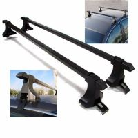 Top Luggage Kayak Cargo Cross Bars Roof Rack Carrier 48