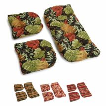 Patio Furniture Cushions Chair Pads Bench Love Seat