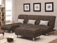 Large Sleeper Sectional Sofa Living Room Furniture Sofa