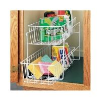 Kitchen Sliding Drawers Under Cabinet Pull Out Storage ...