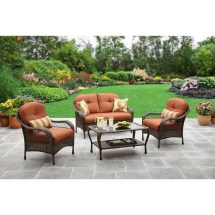 Homes And Gardens Azalea Ridge 4-piece Patio