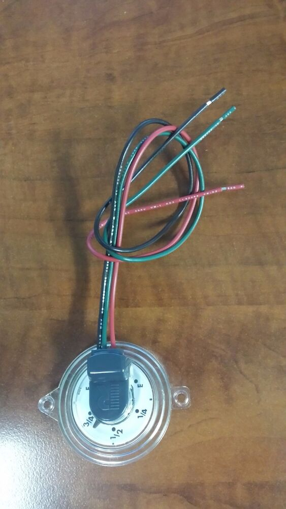 Electric Tachometer Hall Effect Sender
