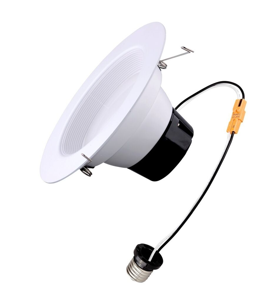 8 Bioluz LED Beveled 10W 6 Dimmable Retrofit Recessed